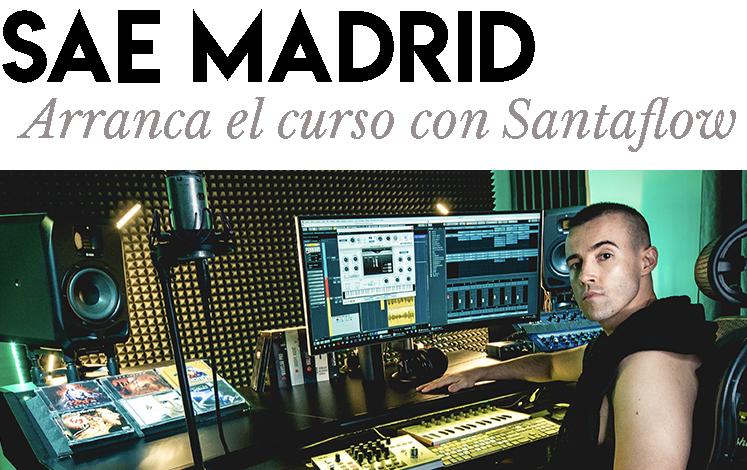 SANTAFLOW ARRANCA UN NUEVO CURSO EN SAE MADRID