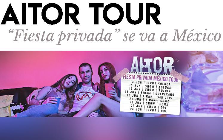 AITOR TOUR